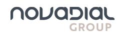 Studio Novadial Logo